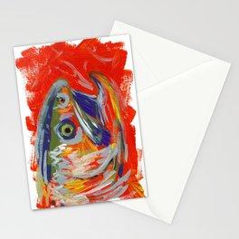 Fishy Acrylic Stationery Cards