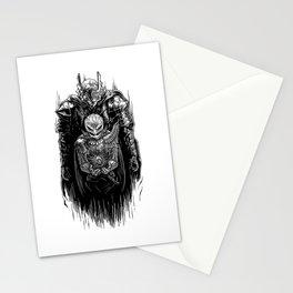 Black Swordsman Stationery Cards