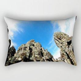Serentity Now Rectangular Pillow