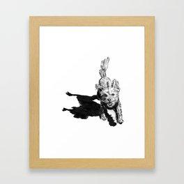 Kaley 1 Framed Art Print