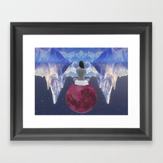 ..dreaming Framed Art Print