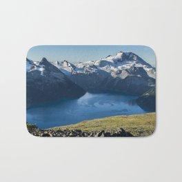 Garibaldi Lake Bath Mat