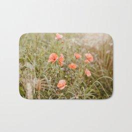 Poppy Seeds Bath Mat
