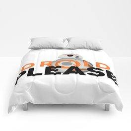 Droid Please Comforters