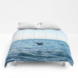 Flying Flock Comforters