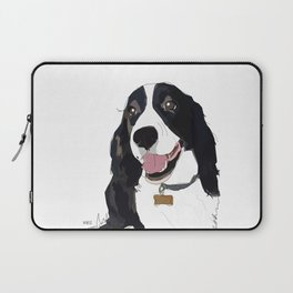 English Springer spaniel Laptop Sleeve