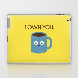 Coffee Talk Laptop & iPad Skin