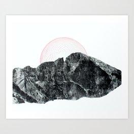 Longs Spiro Art Print