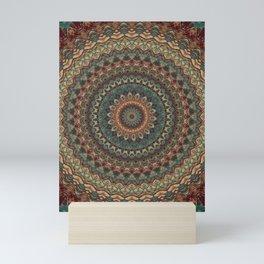 Mandala 589 Mini Art Print