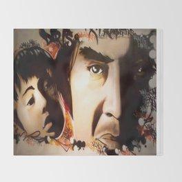 Darts Shogun Assassin Throw Blanket