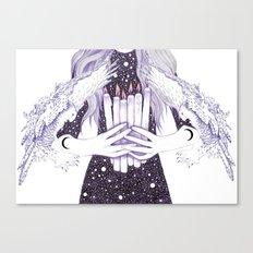 Nightwalker Canvas Print