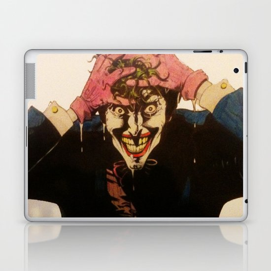 Joker HAHAHA Laptop & iPad Skin