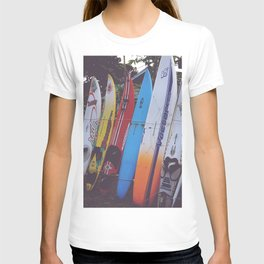 Surf-board-s up T-shirt