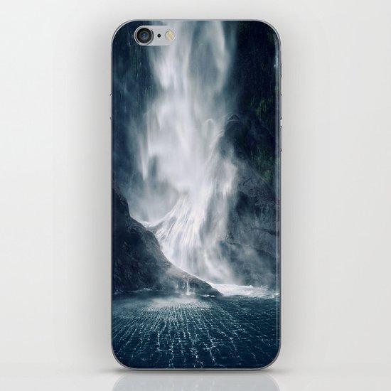 Bowen Falls 1 iPhone Skin