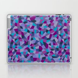 stained glass 2 Laptop & iPad Skin