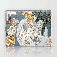 Gingerbread Men Cookies Laptop & iPad Skin