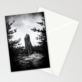 MAGNETIC ROCK Stationery Cards
