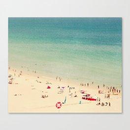 beach XIX Canvas Print