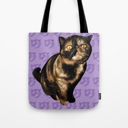 Lord Pizza Smoosh Tote Bag