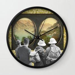 VIEW III Wall Clock