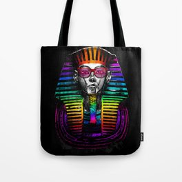 The King of Colors Tote Bag