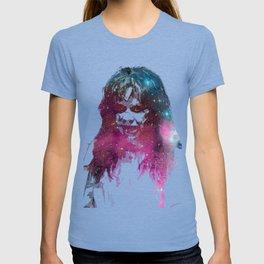 Galaxy Linda Blair Regan MacNeil The Exorcist T-shirt