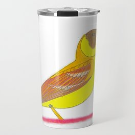 Singing bird Travel Mug