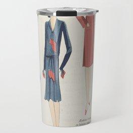 Art - Taste - Beauty, notepads of feminine elegance, in June 1929, No. 106, 9th year, p.17, anonymou Travel Mug