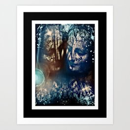 meaning Art Print
