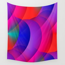 pattern and color -03- Wall Tapestry