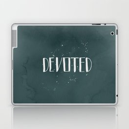 Devoted Themselves Laptop & iPad Skin