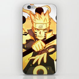 Naruto shippuden iPhone Skin