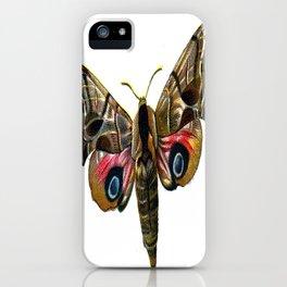 Moth iPhone Case