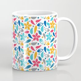 Colorful Lovely Pattern X Coffee Mug