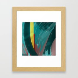 BA L SHIR Framed Art Print
