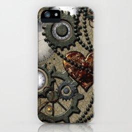 Steampunk II iPhone Case