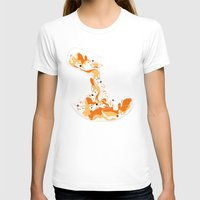 physics T-shirts featuring Liquid Physics Corgis by Anya McNaughton