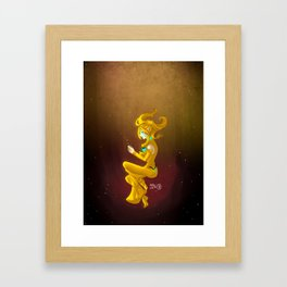 Inazuma Framed Art Print