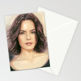 Daisy Ridley Stationery Cards