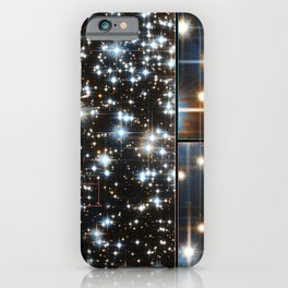Hubble Space Telescope - NGC 6397, an Ancient Star Cluster (2006) iPhone Case