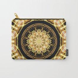 GlaMANDALA | Mandala Glamour Carry-All Pouch
