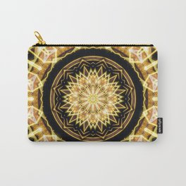 GlaMANDALA | Mandala Glamour Carry-All Pouch