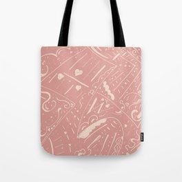 Skin texture Tote Bag
