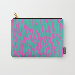 Dappled Aegean Carry-All Pouch