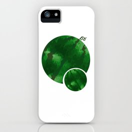 Double Watermelon Tet Holiday Vietnam Lunar New Year iPhone Case