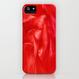 Bes Red iPhone Case