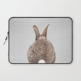 Rabbit Tail - Colorful Laptop Sleeve
