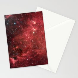 North American Nebula Stationery Cards