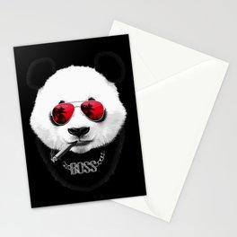 Panda Boss Stationery Cards