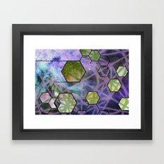 Ether Framed Art Print